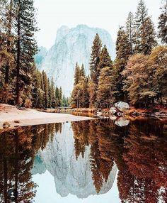 The 33 Most Beautiful Places In America Before You Die + Budget Travel Portofolio Fotografi Pemandangan Alam – Yosemite-Nationalpark