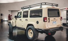 Jeep Wrangler Africa Concept: Built to Safari - Photo Gallery of Car News from Car and Driver - Car Images - Car and Driver