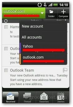 How to Configure Outlook.com on Android