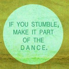 If you stumble, make it part of the dance!  Get some new dance attire or take some dance lessons at Loretta's in Keego Harbor, MI!  If you'd like more information just give us a call at (248) 738-9496 or visit our website www.lorettasdanceboutique.com!