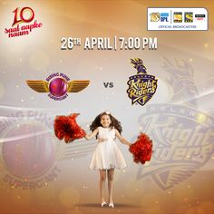 Gear up for Humongous sixes and Classy boundaries as the beasts clash in one thrilling match of VIVO #IPL. Rising Pune Supergiant vs Kolkata Knight Riders! #RPSvsKKR #fashion #style #stylish #love #me #cute #photooftheday #nails #hair #beauty #beautiful #design #model #dress #shoes #heels #styles #outfit #purse #jewelry #shopping #glam #cheerfriends #bestfriends #cheer #friends #indianapolis #cheerleader #allstarcheer #cheercomp  #sale #shop #onlineshopping #dance #cheers #cheerislife…