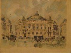 Constantin Guys, Opera Paris,