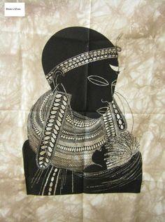 Pinturas Africanas a Blanco y negro - Tati - Álbumes web de Picasa