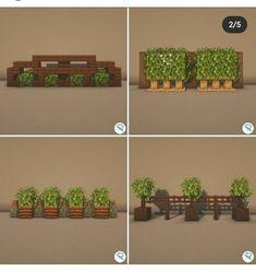 Minecraft House Plans, Minecraft Cottage, Minecraft Houses Survival, Easy Minecraft Houses, Minecraft House Tutorials, Minecraft House Designs, Minecraft Decorations, Minecraft Tutorial, Minecraft Blueprints