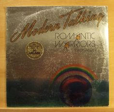MODERN TALKING Romantic Warriors - Vinyl LP Jet Airliner Like a Hero You and me
