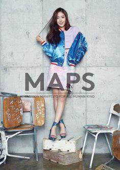 Sinb for MAPS Magazine