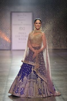 Rimple and Harpreet Narulaat India Couture Week 2016 - Look 1
