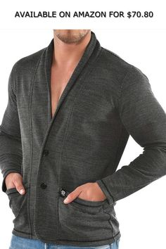 7e11ef6332ada Roberto LUCCA Blazer ◇ AVAILABLE ON AMAZON FOR   70.80 ◇ Comfortable and  elegant blazer jacket made from microfiber. 2 front pockets. 2 buttons.
