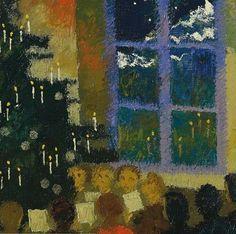 Augusto Giacometti Christmas 1939