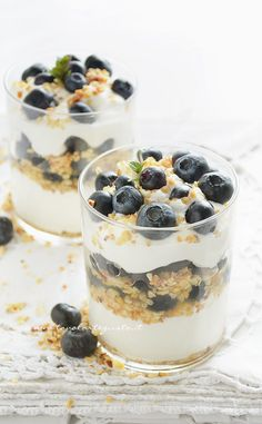 Mousse allo yogurt 2 - Ricetta Mousse allo yogurt