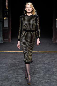 Dior e Balmain na Paris Fashion Week RTW Fall 2015