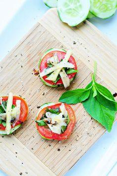 Tips for Growing Fresh Basil {Recipe: Cucumber Basil Bites}   Simple Bites