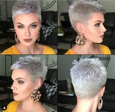 Pixie Haircut | Page 192 of 193 | Trendy Hairstyles for Women