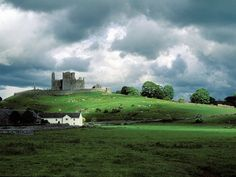 rocca irlandese di Cashel