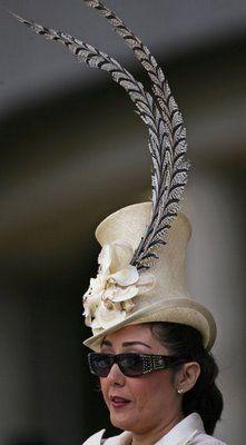 31 Brilliantly designed women Hats  f6ff8a981e3