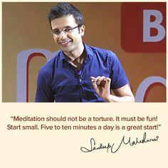 18 Best Sandeep Maheshwari Images Inspire Quotes Sandeep