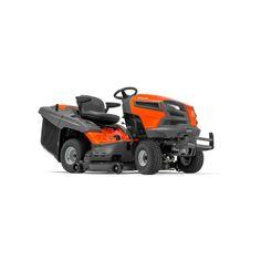 Τρακτέρ Κήπου Husqvarna TC 342T | electrictools.gr Lawn Mower, Outdoor Power Equipment, Lawn Edger, Grass Cutter, Garden Tools