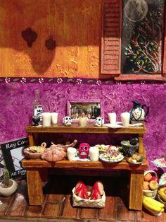 Ofrenda de muertos by  Marizita's Miniature World