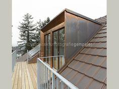 Architekturfotografie Gempeler - Dachausbau Spittelerstrasse 28, Bern