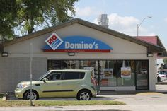 Domino's Now Makes Pizza Deliveries Via Military Robot