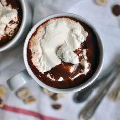 Hazelnut Hot Chocola