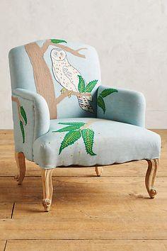 Treescape Dorrance Chair - anthropologie.com