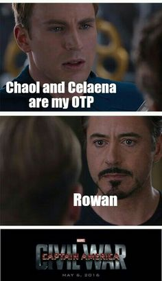 This happens with all Throne of Glass fans; TEAM CHAOL!!!!!! (But Rowan has my heart too) >>> I USED TO SHIP CHAOL BUT WE ALL JUST GOTTA ACCEPT THAT IT'S SUNKEN NOW
