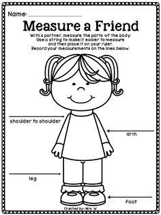 Measurement Unit - Measure a Friend