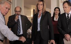 Political geeks, rejoice! The West Wing is back - sort of. I love this on a million levels!