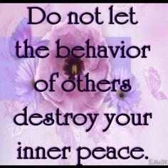 ❥ Inner Peace