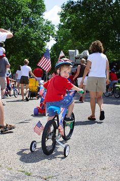 Patriotic Parade, July 4th events San Antonio