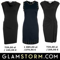 """A dziś w nowościach między innymi """"mała czarna"""" od Michael'a Korsa. Która podoba się Wam najbardziej?     http://glamstorm.com/pl/przymierzalnia/ubrania#cat    /And today in the news include """"little black dress"""" from Michael Kors. Which one you like the most?    http://glamstorm.com/en/fittingroom/clothes#cat"""