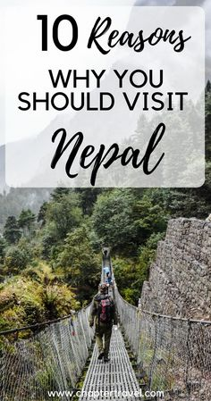 10 Reasons Why You Should Visit Nepal | Nepal, Asia | Beautiful Mountains | Himalayas | Mount Everest | Mount Kanchenjunga | Annapurna | Beautiful Landscape | Rara Lake, Nepal | Friendly Nepalese People | Wildlife Nepal | Nepalese Cuisine | Budget Travel Nepal | Shopping Nepal | Pokhara, Nepal | Kathmandu, Nepal | Nepal Inspiration | Beautiful Destinations in Nepal | Destination Inspiration | Visit Nepal | Things to do in Nepal | Amazing Places Nepal | Love Nepal |