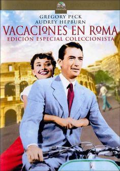 Vacaciones en Roma - Audrey Hepburn