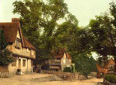 England, circa 1880