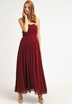 Mit diesem Kleid wirst du zur Ballkönigin. YAS YASMOLLY - Ballkleid - cabernet für 116,95 € (06.06.16) versandkostenfrei bei Zalando bestellen.