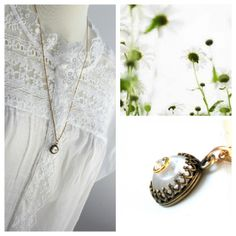 Vintage tiny and cute necklace
