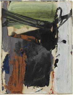 justanothermasterpiece: Franz Kline. | Everything flows - panta rhei