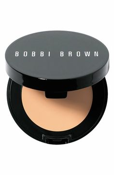 Bobbi Brown knows concealer. This undereye concealer is awesome. use it with a corrector. $22.