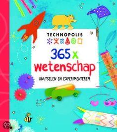 Willy Vandersteen - 365 x wetenschap (4+)