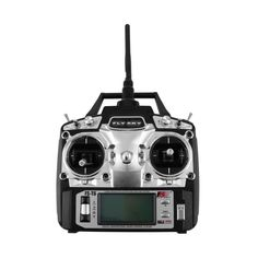57.46$  Buy now - http://ali3of.worldwells.pw/go.php?t=32720111655 - 2016 hotsale  Flysky FS-T6 Radio Control 2.4G 6 CH Transmitter + Receiver for Helicopter RC