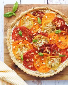 Vegetable Pizza, Vegan Vegetarian, Vegan Recipes, Food And Drink, Ricotta, Cooking, Parmesan, Molle, Impatience