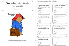 cahier réussite Cycle 2, Archive, Learning Maps, Small Groups, English People, Growing Up, Languages