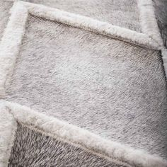 Yerra Rugs Buenos Aires | Diamond Patchwork Cowhide Rug | Made to Order Sizes and Colors