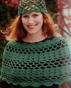 Crochet Fashions - Flirty accessories for hanging out or dressing up! Available at MaggiesCrochet.com