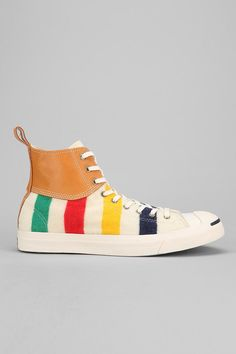 Converse Jack Purcell Hudson Bay Men's High-Top Sneaker