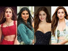 Top 10 Most Beautiful Bollywood Actresses 2020 New Generation