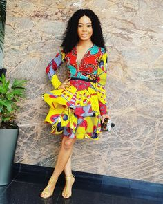 The complete collection of Exotic Ankara Gown Styles for beautiful ladies in Nigeria. These are the ideal ankara gowns African Fashion Ankara, African Inspired Fashion, Latest African Fashion Dresses, African Dresses For Women, African Print Dresses, African Print Fashion, Africa Fashion, African Attire, African Wear