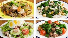 4 Healthy Lunch Ideas to Lose Weight Easy Healthy Recipes