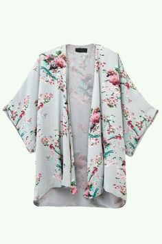 Image 8 of PRINTED KIMONO from Zara | zara 4ever | Pinterest ...